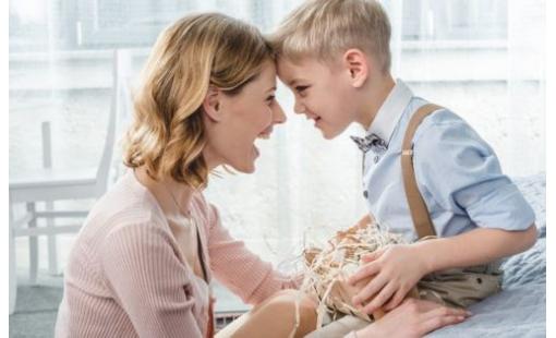 Поради для виховання щасливого сина