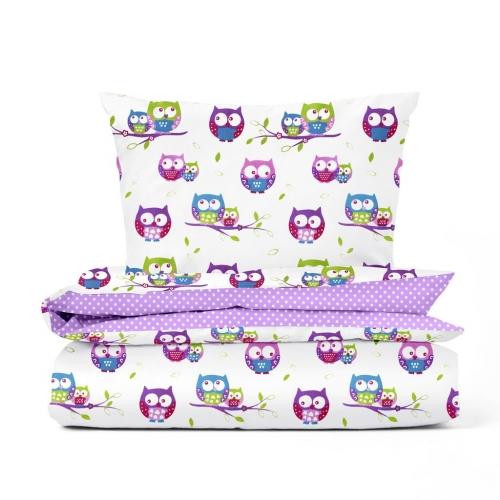 Комплект детского постельного белья OWLS FIO /2 предмета/