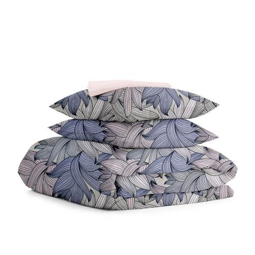 Комплект двуспального постельного белья PETAL ROSE