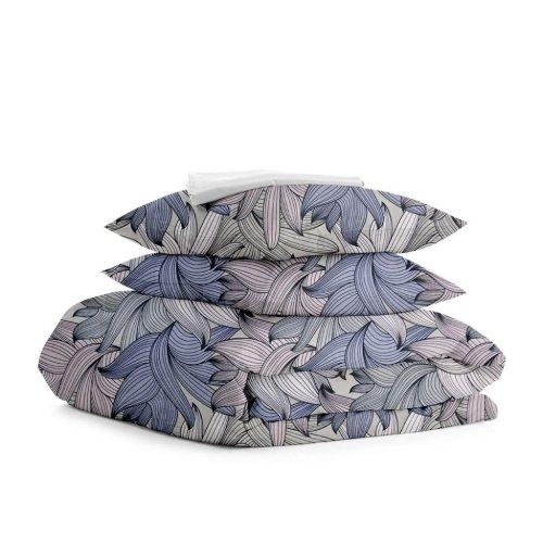 Комплект двуспального постельного белья PETAL WHITE