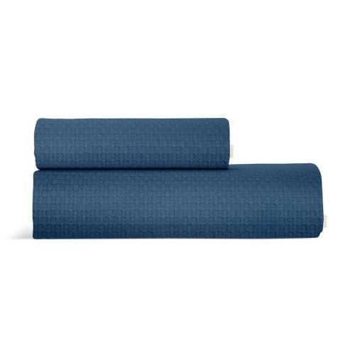 Набор полотенец WAFFLE BLUE