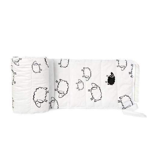 Бортик на детскую кроватку SHEEP