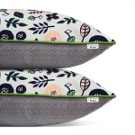 Набор BLOOM /2 декоративные подушки/