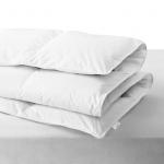 Одеяло COSAS полуторное SIL WHITE