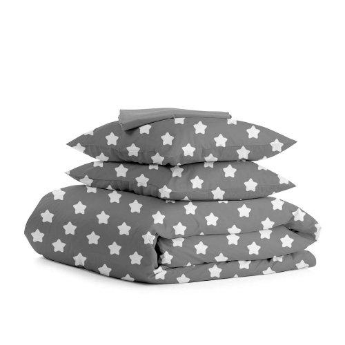 Комплект семейного постельного белья COOKIE