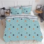 Комплект семейного постельного белья BEAR WOOD