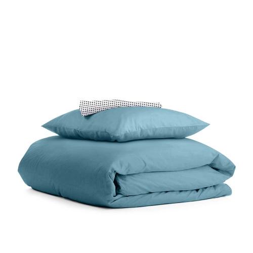 Комплект подросткового постельного белья RANFORS SKY DOTS BLACK