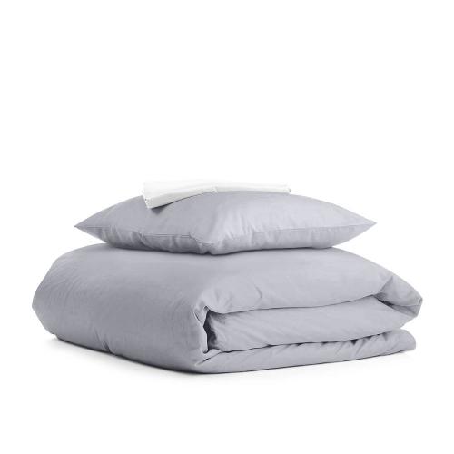 Комплект подросткового постельного белья RANFORS GREY WHITE