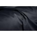 Комплект евро взрослого постельного белья сатин BEIGE BLACK-S