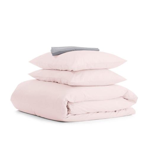 Комплект полуторного постельного белья RANFORS ROSE GREY