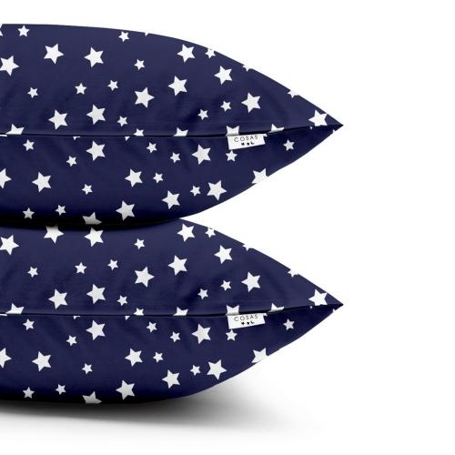 Наволочки набор STARSFALL BLUE