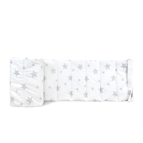 Бортик на детскую кроватку STARS